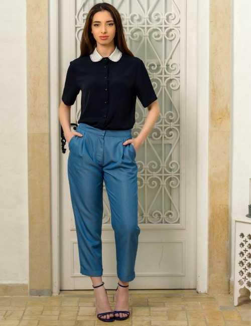 Wafa Pants - Pantalon...
