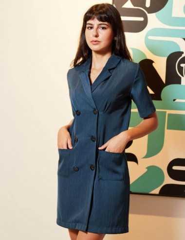 Salwa Dress - Robe veste...