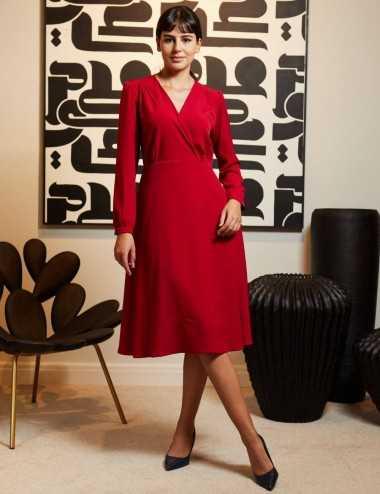 Zina Dress - Robe...