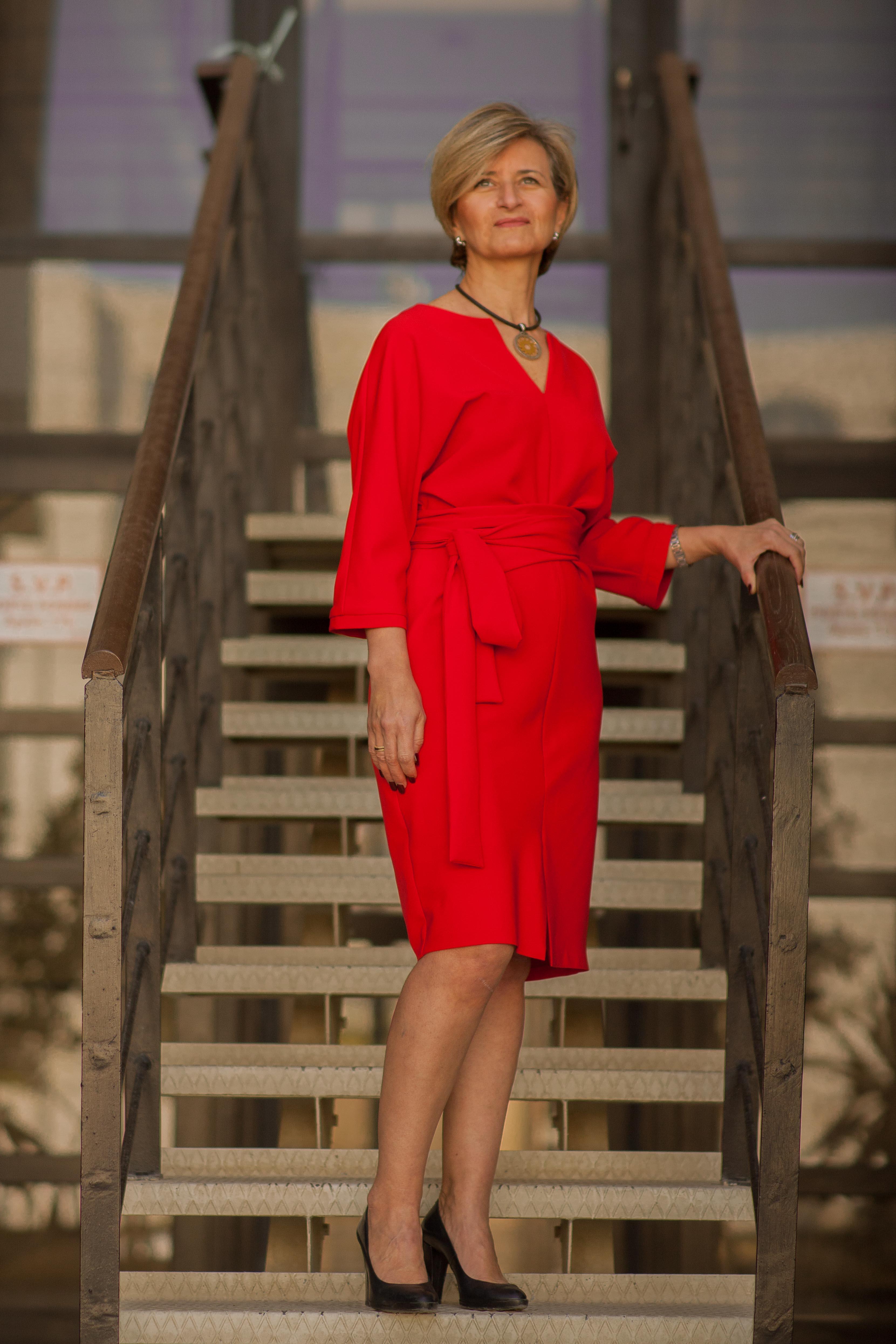 Ms. Shahrazède